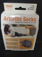 Imak - Arthritis Socks - One Pair - Large - A20192 - El 2114