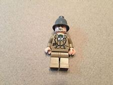LEGO Henry Jones Sr Minifigure 7198 Indiana Jones Dad minifig