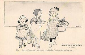 CPA Illustrator Maryel Circa 1914 1918 Series 4 n10