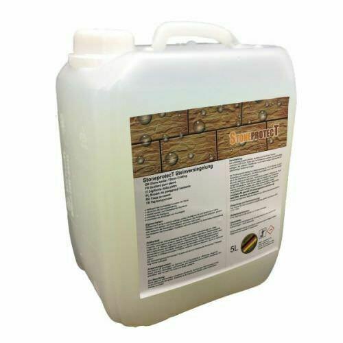 CleanglaS Premium Nano Stein-Versiegelung StoneprotecT SP5000 5 Liter