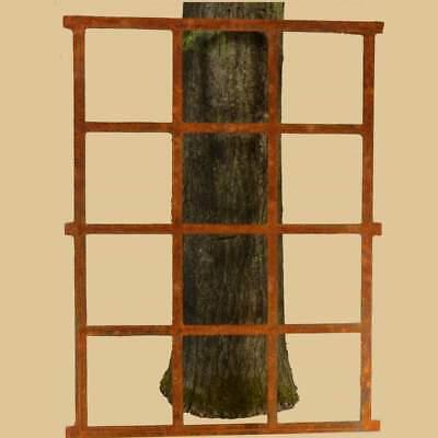 Fenster 4 Felder Stallfenster Scheunenfenster Eisenfenster Guss Eisen NEUMauer