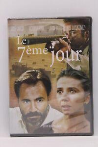 """DVD """"  le 7ème jour """" septième de Carlos Saura avec José Garcia, Victoria Abril"""