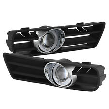 Volkswagen 99-06 Golf MK4 GTI TDI Halo Projector Fog Lights w/ Wire+Switch Set