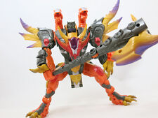 Transformers Galaxy Force Decepticon GD-07 FLAME CONVOY TAKARA Action Figure