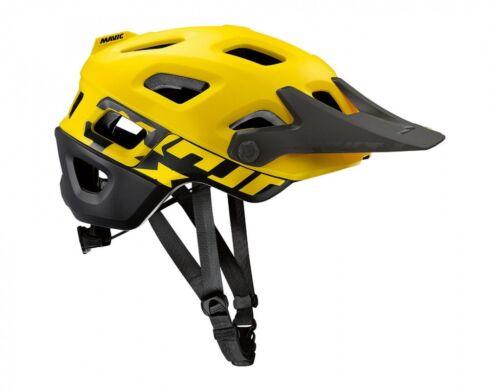 Mavic Crossmax Pro Casque Taille M 54-59 cm Yellow Black