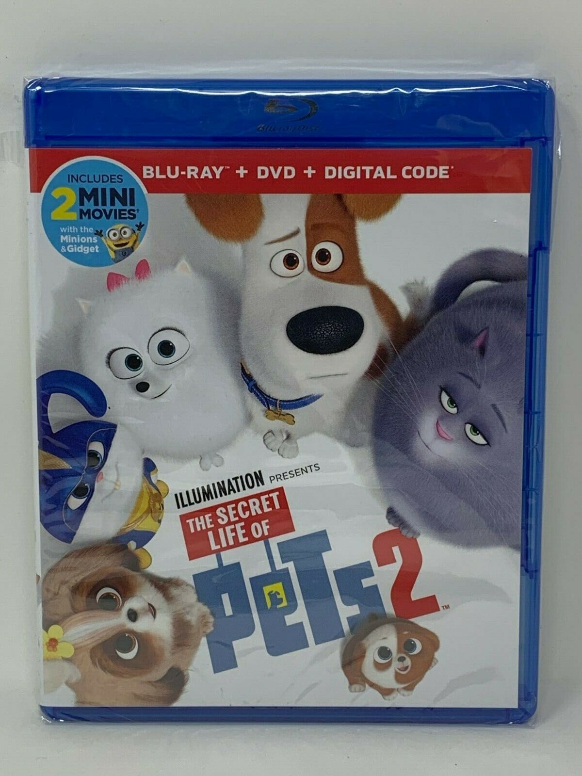 Free Xxx Anime Movies the secret life of pets 2 (2019) blu-ray + dvd buy 5 get 1 free! $3 ship  once!