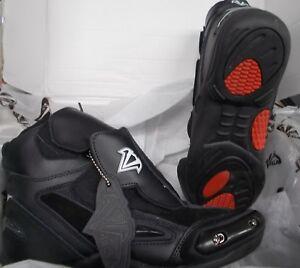 NOS-Vega-Merge-Womens-Boots-Black-Size-7-2870-107