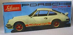 Repro Box Schuco Porsche Carrera RS Nr.356180