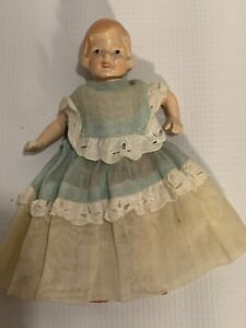 Antique-German-Bisque-Doll-Jointed-557-0