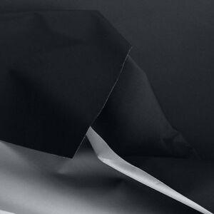schwarz segeltuch sehr robuste outdoor meterware ebay. Black Bedroom Furniture Sets. Home Design Ideas