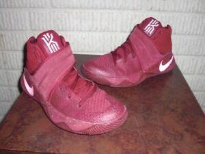 Nike Air Kyrie 2 Red Velvet Men's 8.5