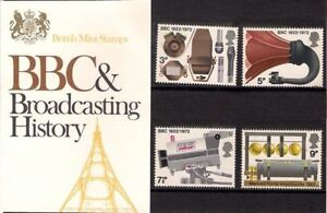 GB-Presentation-Pack-43-1972-BBC-amp-Broadcasting-History
