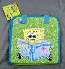 2008 SpongeBob Squarepants Nickelodeon Nautical Nick Nacks Tote Bag
