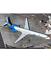 Allegiant-Air-McDonnell-Douglas-MD-80-Tail-N892GA-Aluminum-Plane-Skin-Bag-Tag thumbnail 4