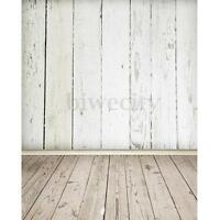 3X5FT White Wall Floor Photography Background Backdrop Photo Prop For Studio