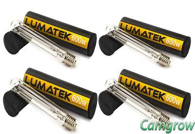 100% QualitäT 12 X 600w Lumatek High-par Grow Lamp - Worlds Leading Hid Dual Spectrum Bulb Und Ein Langes Leben Haben.