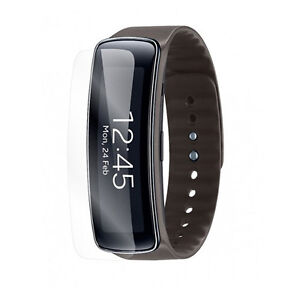 women men smart watch sport watch screen film for samsung gear fit image is loading women men smart watch sport watch screen film