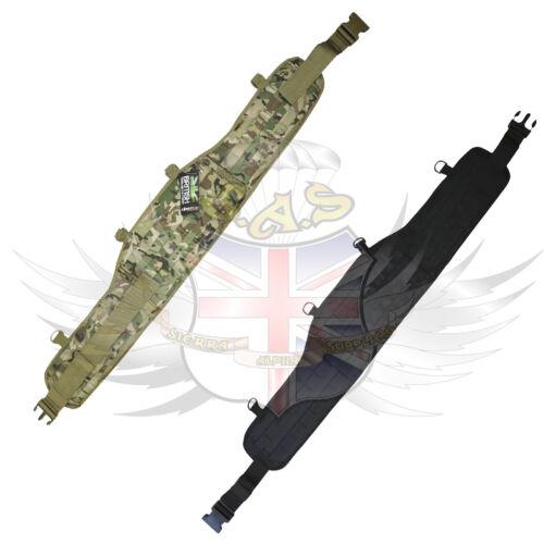 Kombat UK Estilo Ejército Británico Molle Acolchado Modular Batalla Cinturón