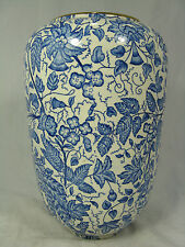 "Ursula Fesca "" Manila "" Design Wächtersbach Keramik Vase 19,5 cm    08839"