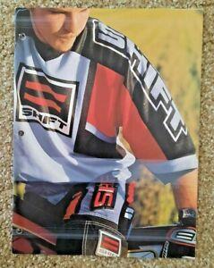 Vintage 1999 Shift Dealer Catalog Fox Racing Motocross Supercross Jeff Emig Seth