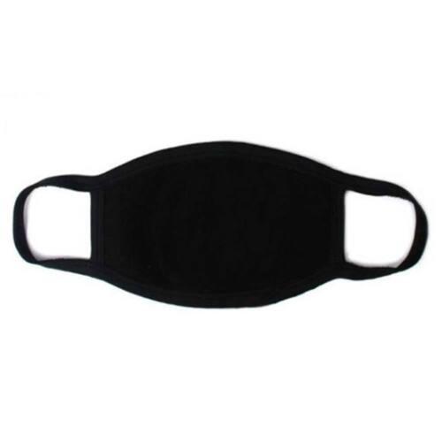 Black 1PCS Mouth Face Mask Respirator Health Anti-Dust Cycling Sports Fashion