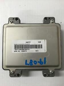 Colorado 2006 06 Chevy Engine Computer ECM PCM 12569773 Programmed to your VIN