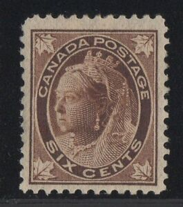 MOTON114-71-Leaf-6c-Canada-mint-well-centered-cv-225