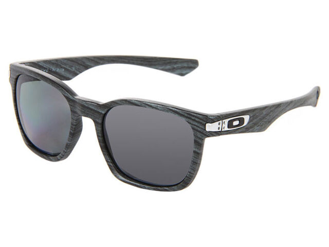4fa72fe70a Oakley Garage Rock Polarized Sunglasses Blue Woodgrain Grey Oo9175 ...