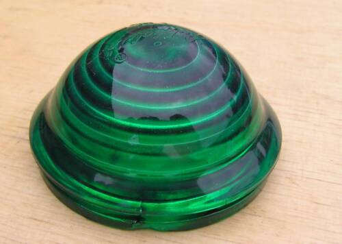 Green Traffic Light Railway Signal Colour Dome Filter