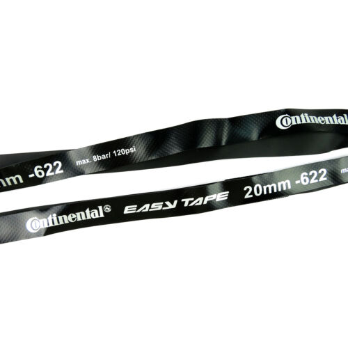 Continental EASY TAPE 700C x 20mm 20622 Road Bike Wheel Rim Strip Tape 1 set