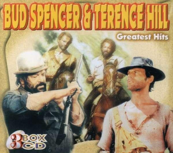 Bud Spencer & Terence Hill BOX [3 CD] Soundtrack Filmmusik