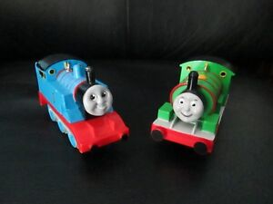 Thomas The Train Christmas Set.Details About Set Of 2 Thomas The Tank Engine Percy No 6 Christmas Ornaments Train Friends