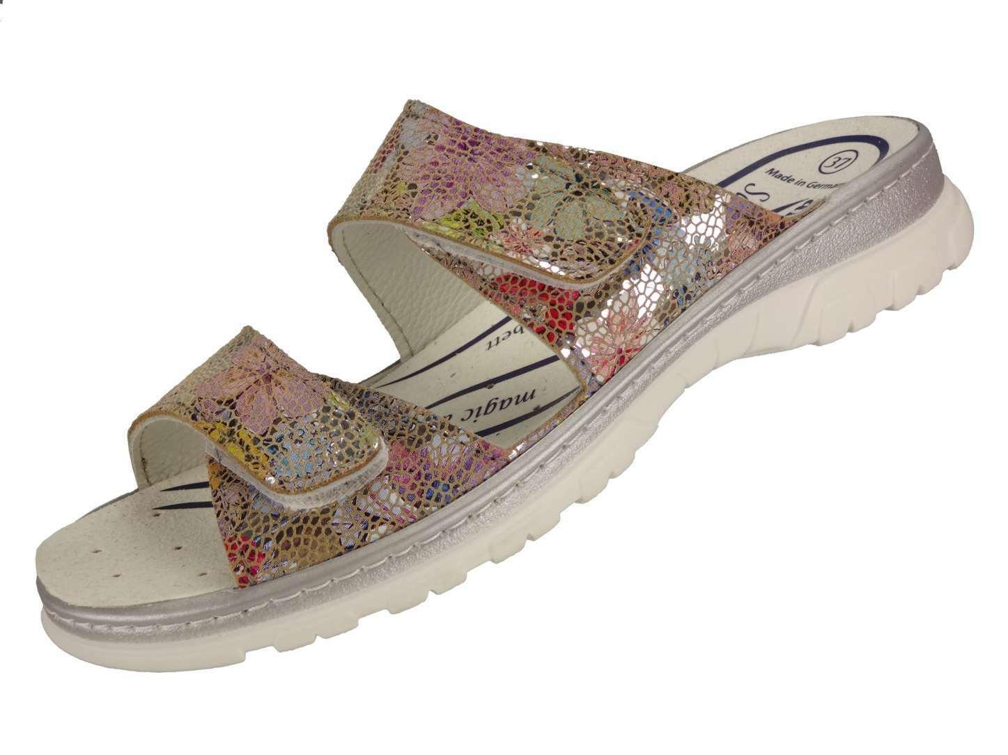 Algemare sandalia es decorado de cuero relleno sanipur cambio cambio cambio plantilla 6716 _ 9658  mas barato