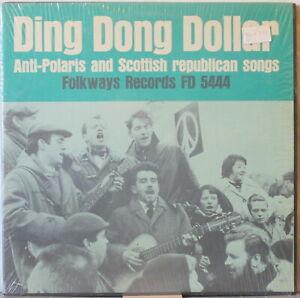 GLESCA-ESKIMOS-Ding-Dong-Dollar-Anti-Polaris-amp-Scottish-Republican-Songs-LP-Folk