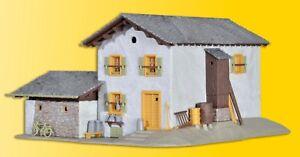 Kibri-38810-ESCALA-H0-Berghaus-fextal-en-grevasalvas-NUEVO-EN-EMB-orig