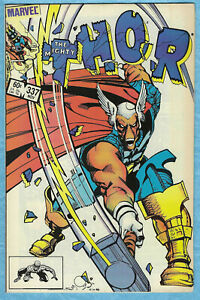 Thor-337-1-app-Beta-Ray-Bill-becomes-Thor-later-1st-app-Lorelei-7-0-FN-VF
