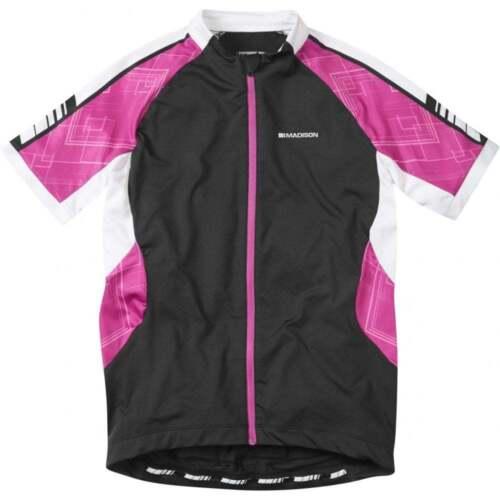 Madison Sportive Women/'s Short Sleeve Jersey