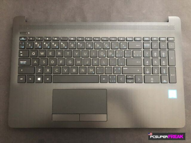 HP Pavilion 15-da Series Canadian French Keyboard With Top Cover PLS READ