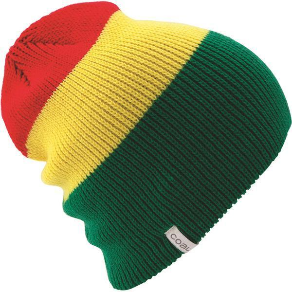Buy Coal Rasta Frena Red yellow green One Size Beanie Hat Cap online ... e017ab34752