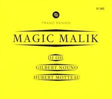 Tranz Denied von Magic Malik (2014), Neu OVP, CD