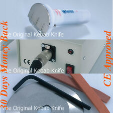 EASYCUT COMMERCIAL ELECTRIC KEBAB KNIFE DONER MEAT SLICER CUTTER FULLSET CE MARK