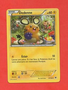 Pokemon-n-57-162-DEDENNE-PV60-A6381