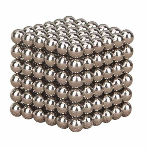 Magnet Balls Magic Beads 3D Puzzle Ball Sphere Magnetic  3mm//5mm 216pcs