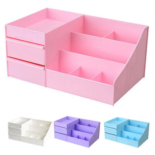 Kosmetik Aufbewahrung Kiste Schublade Make-Up Schminktisch Rack Organizer