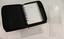 Franklin Covey Manmade Faux Leather Black Planner 365 Withpages