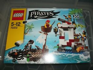 LEGO-70410-PIRATES-Soldiers-Outpost-BRAND-NEW-IN-FACTORY-SEALED-BOX