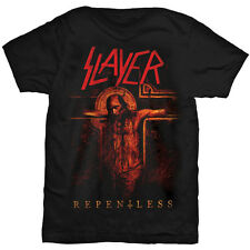 SLAYER - Crucifix Repentless - T-Shirt - Größe / Size M - Neu