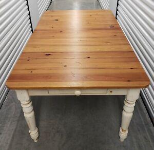 Ethan-Allen-Farmhouse-Pine-Rectangular-Extension-Table-23-6024-672-circa-1999