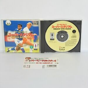3DO-Worldcup-SUPER-STADIUM-Real-Panasonic-with-SPINE-Japan-Video-Game-3d