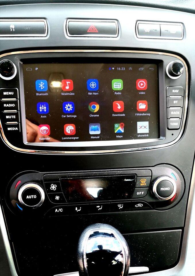 Navigation/GPS Ford anlæg / multimedie / navigation